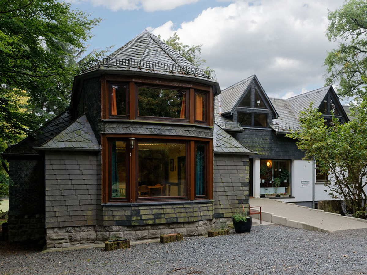House Rittersmorgen front view